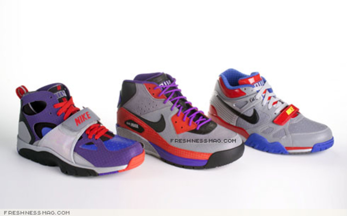 Freshness Exclusive: Nike x Transformers Pack - 1