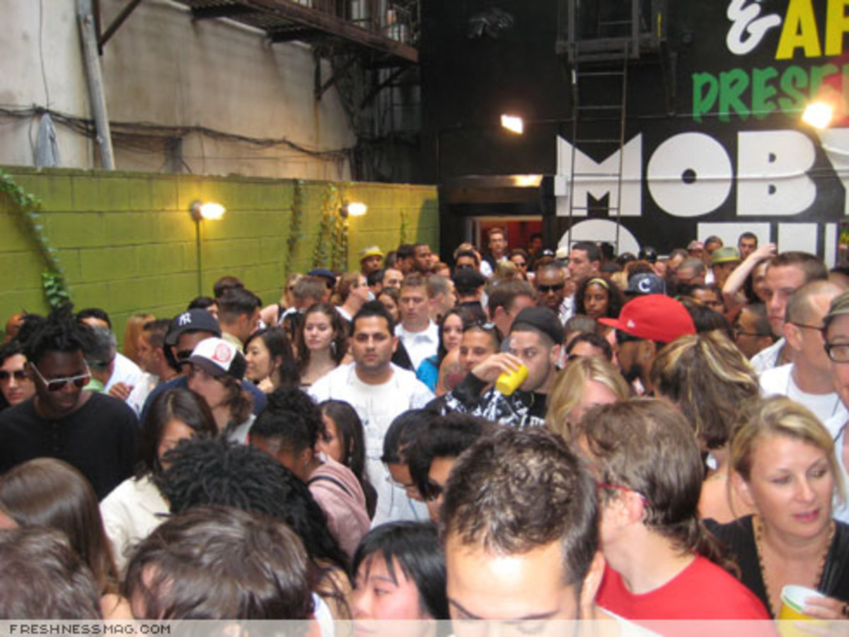 ALIFE Sessions: Moby + Q-Tip - August 18th, 2007 - 12