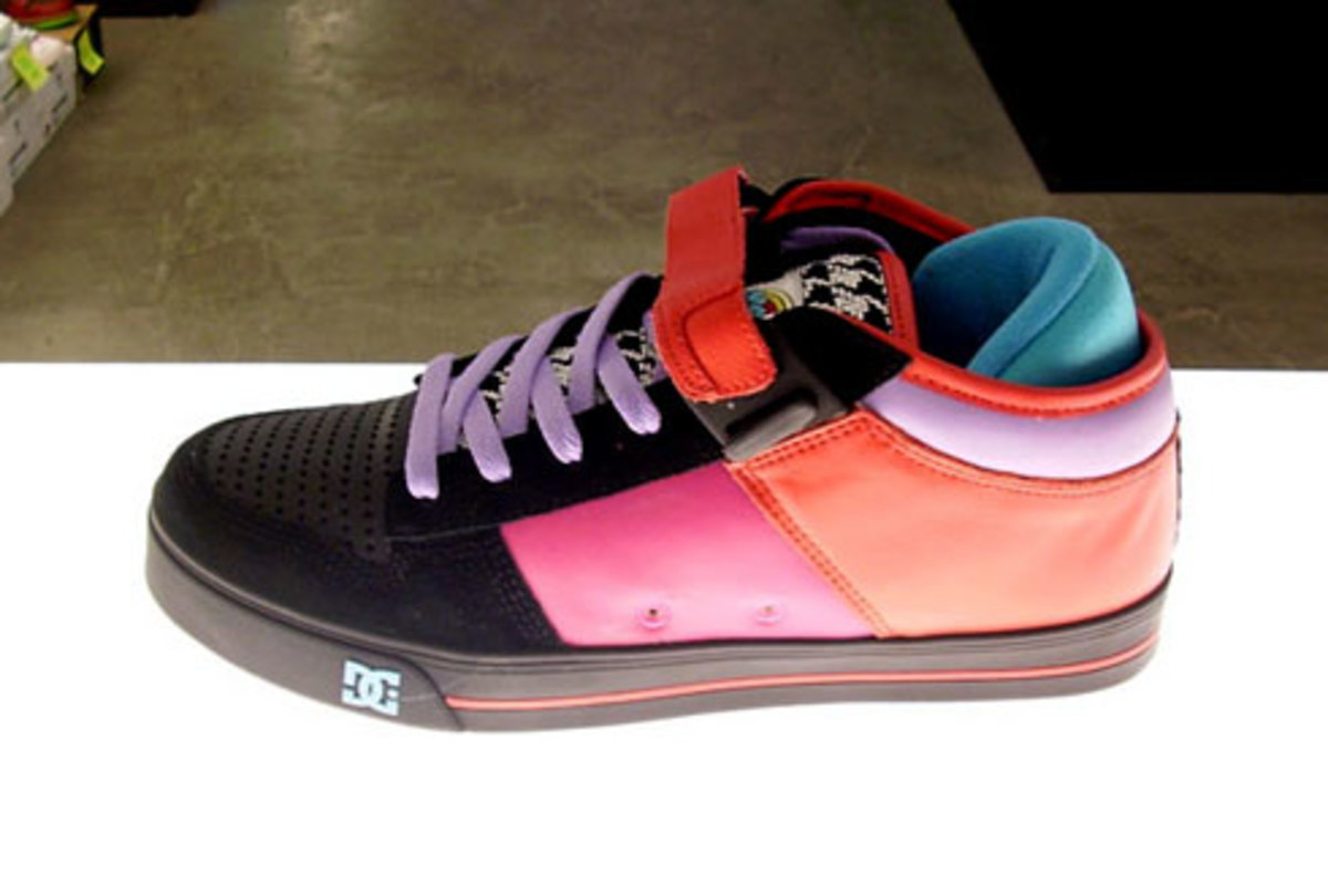 DC Shoes Volcano LD x Lemar and Dauley - 1