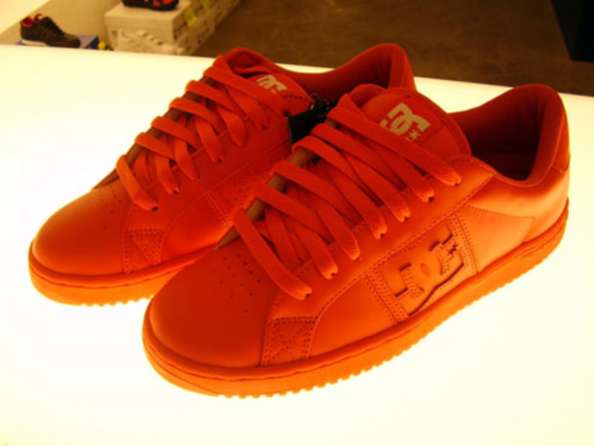 DC Shoes x The Spotted Pig Orange finally dropping - 3