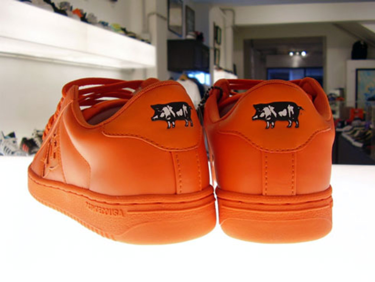 DC Shoes x The Spotted Pig Orange finally dropping - 0