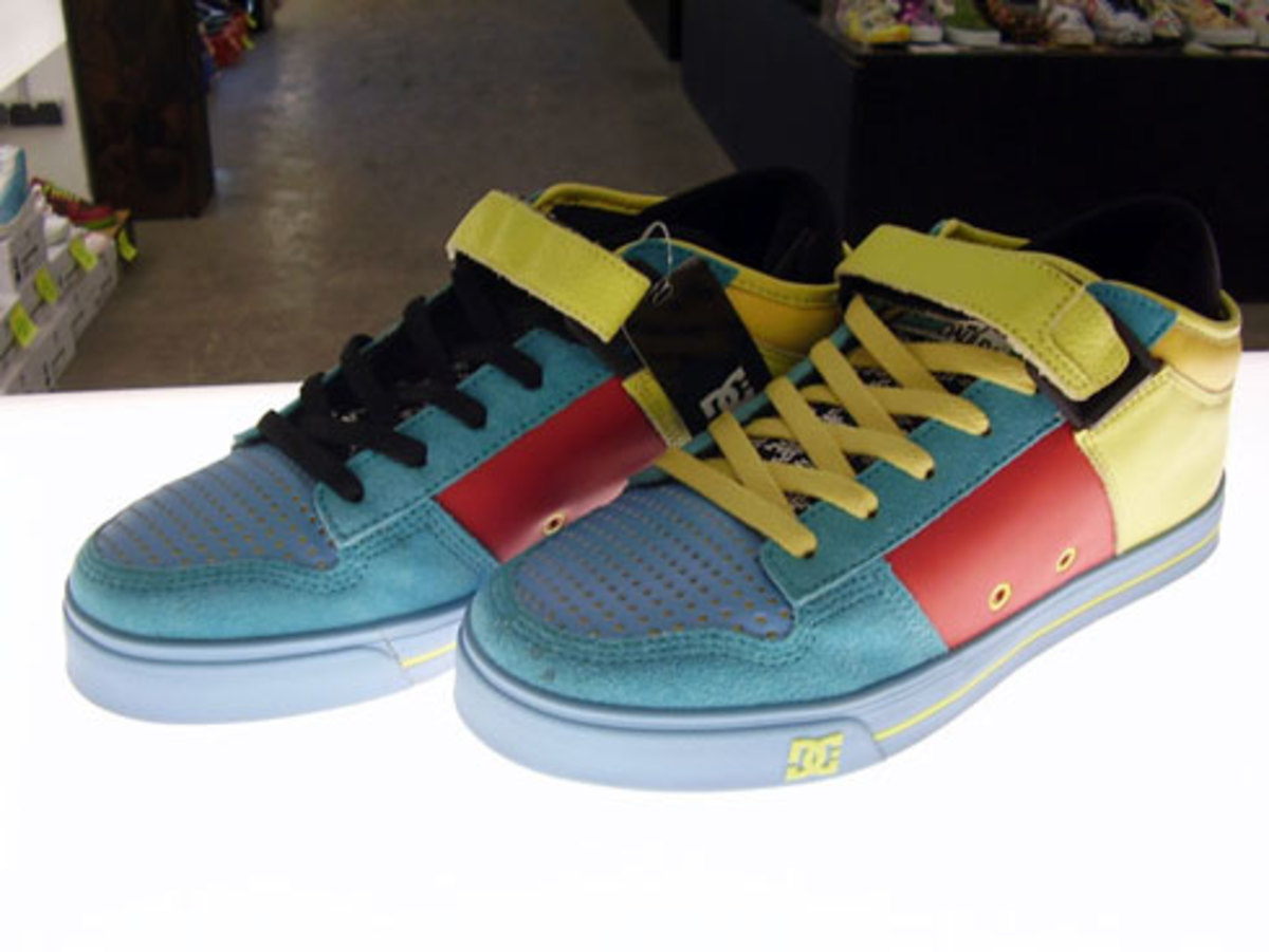 DC Shoes Volcano LD x Lemar and Dauley - 0