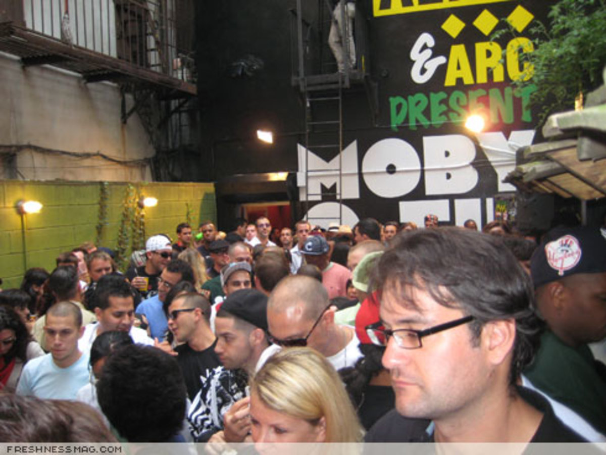 ALIFE Sessions: Moby + Q-Tip - August 18th, 2007 - 11