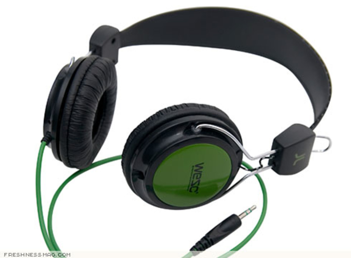 WeSC Headphone Collection - 2