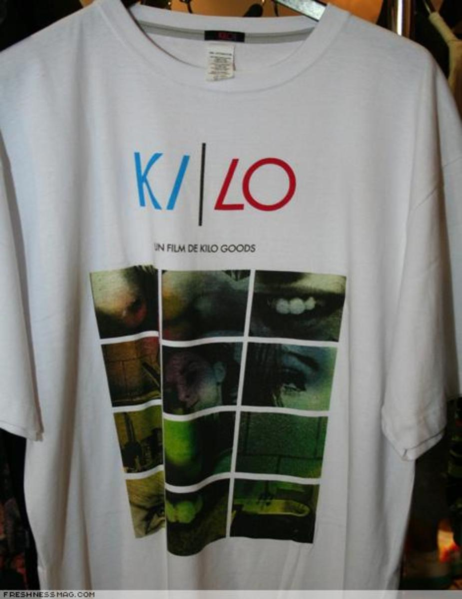 FOSHOFOSHOW - Kilo Goods - Monochrome + Color - 8