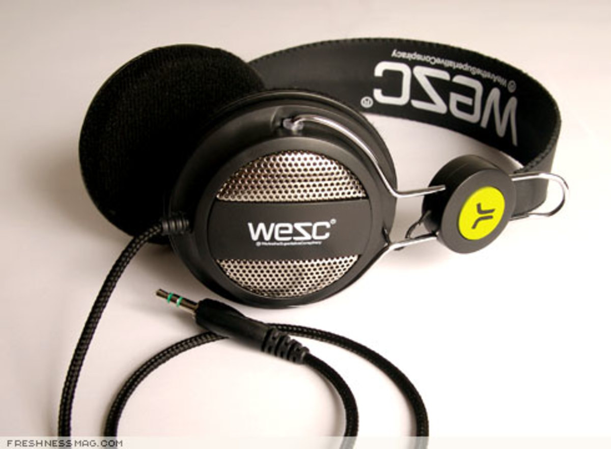 WeSC Headphone Collection - 4