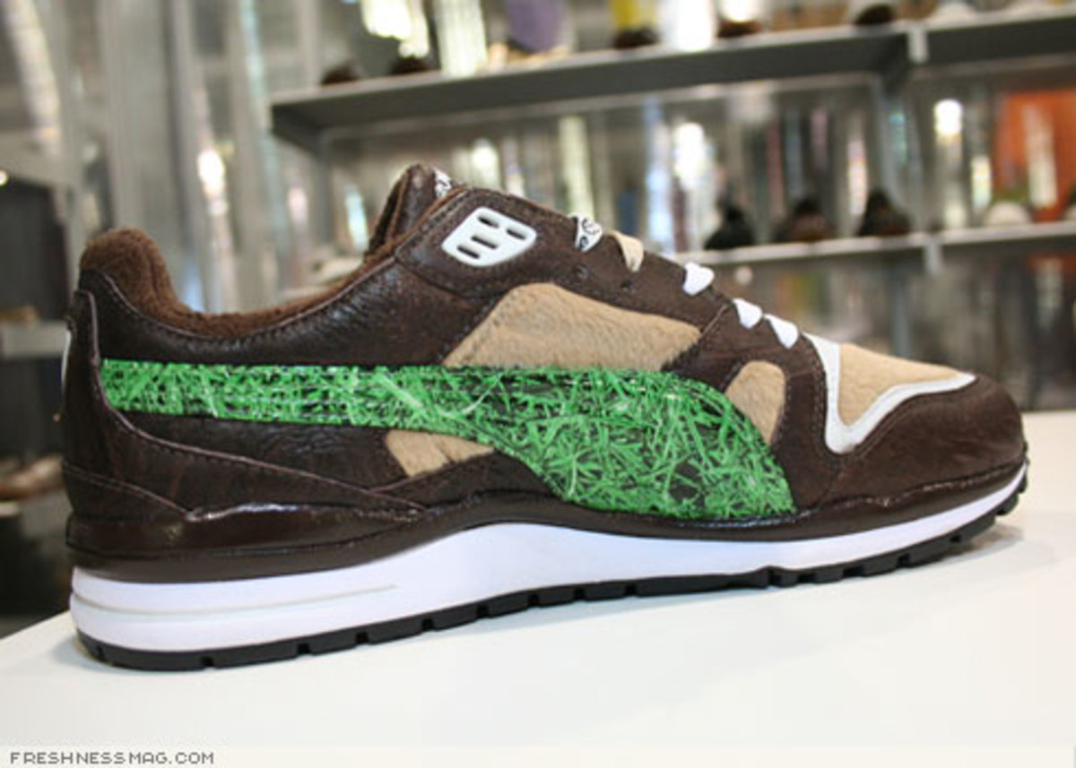 Project: PUMA XR Runner Groundhog Day! - 1
