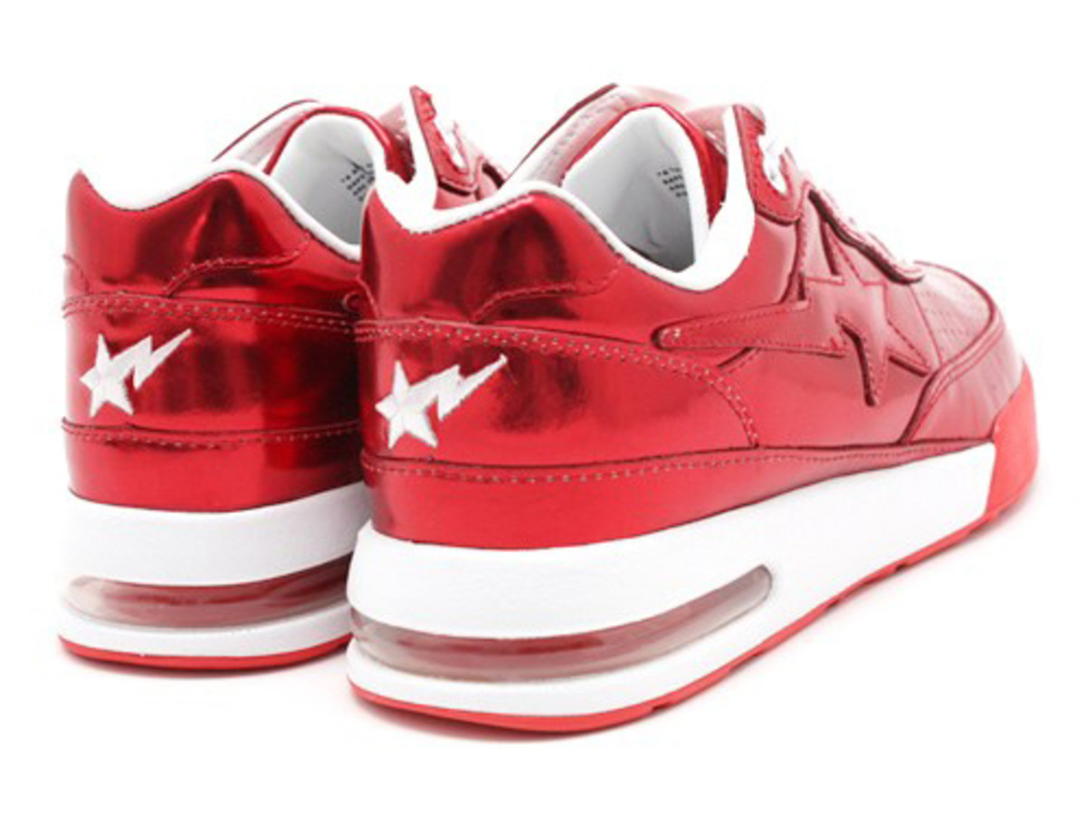 bape-roadsta-foil-chrome-red-03