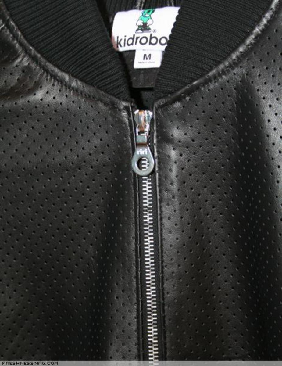 MAGIC - Kidrobot - Perforated Jacket + More... - 0