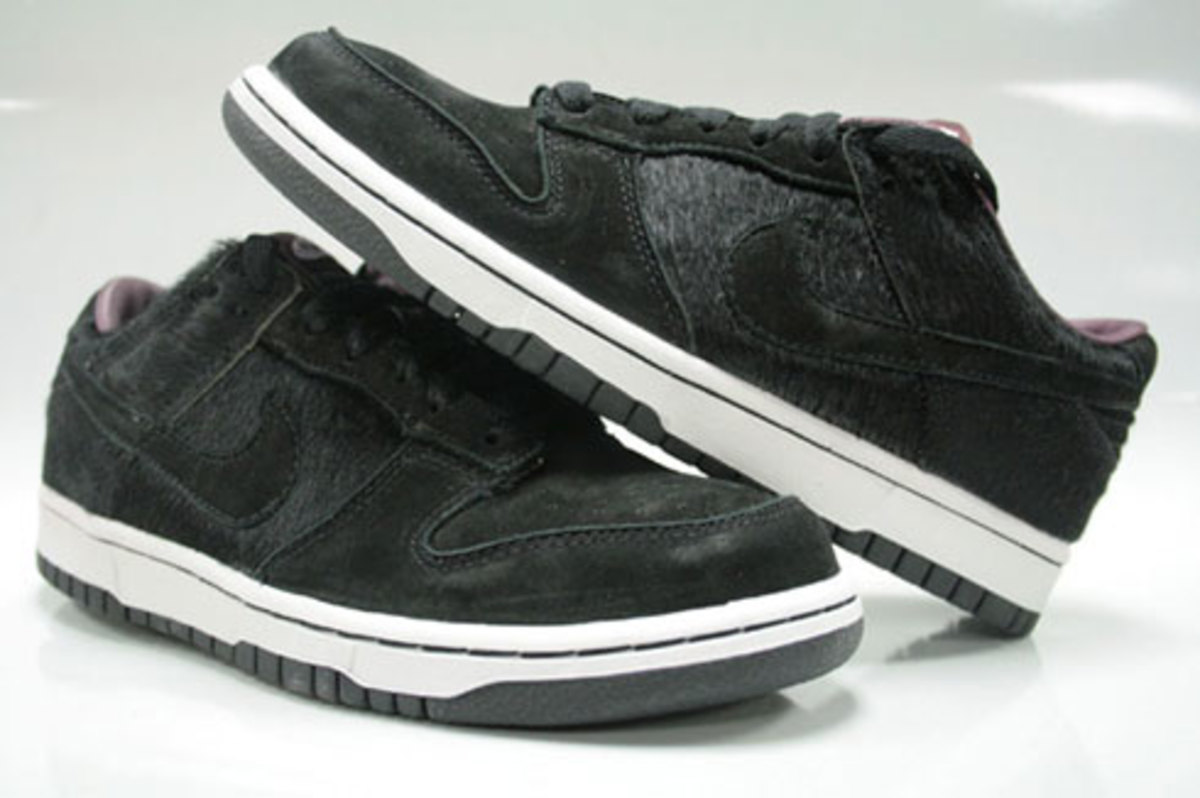 WMNS Dunk Low Premium - Horse Pack - Black - 0