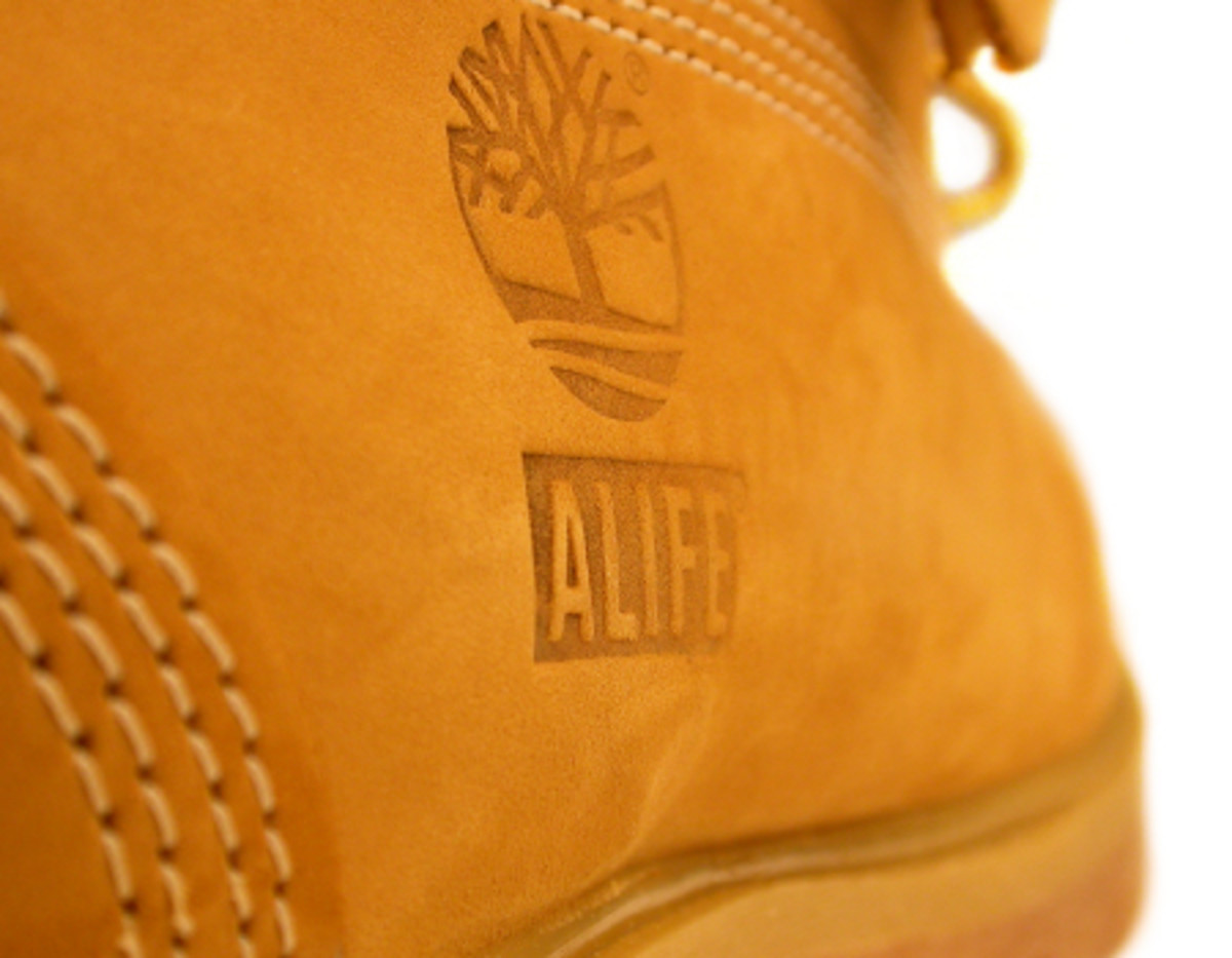 "ALIFE x Timberland 6"" Wheat Boot - Available 9/22 - 2"