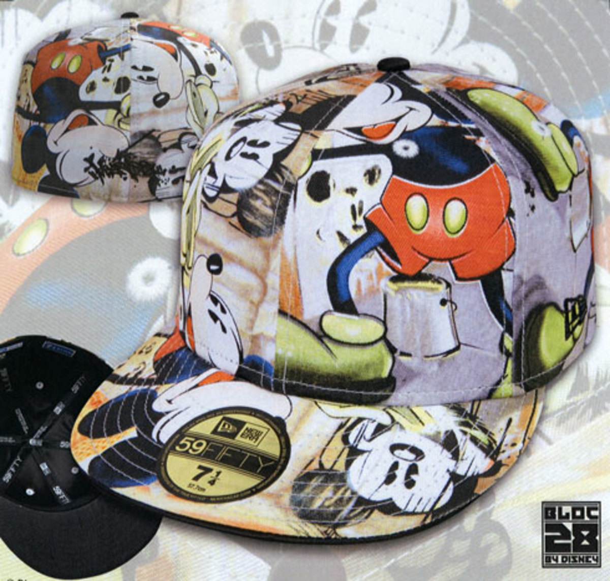 Disney BLOC28 x New Era - 1