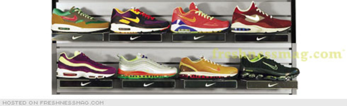 Nike Air - 3 Decades of Cushioning - 3