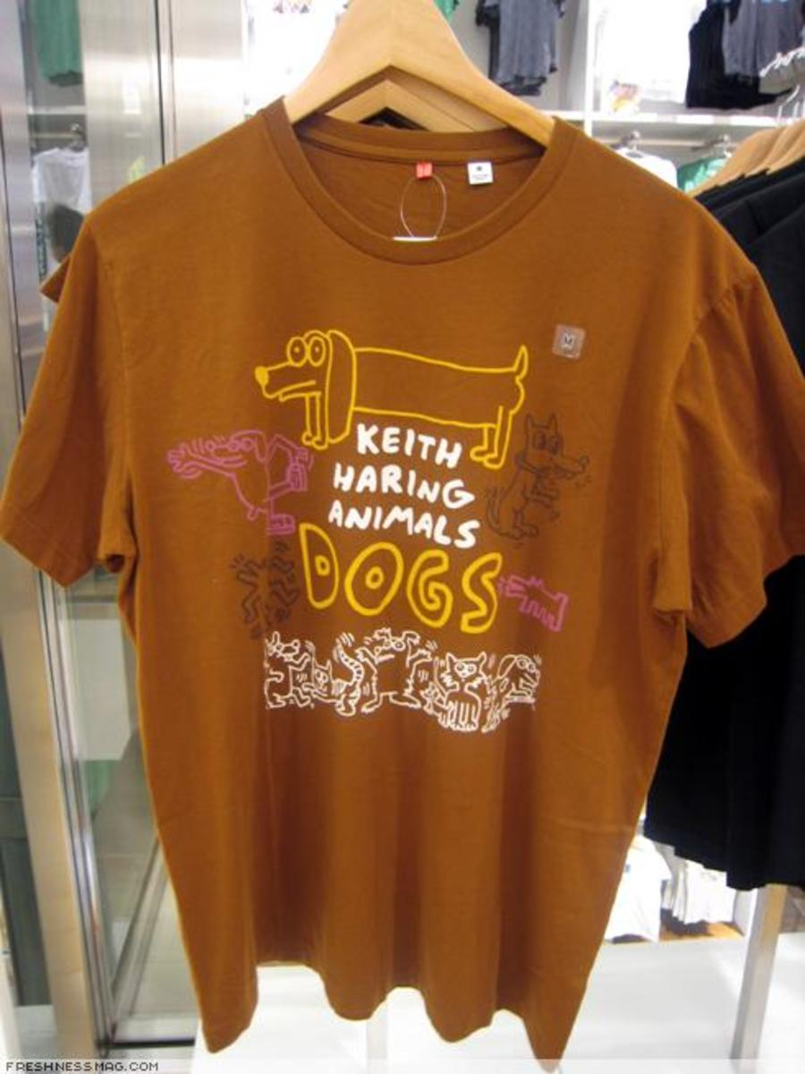 Keith Haring x UNIQLO T-Shirts - 7