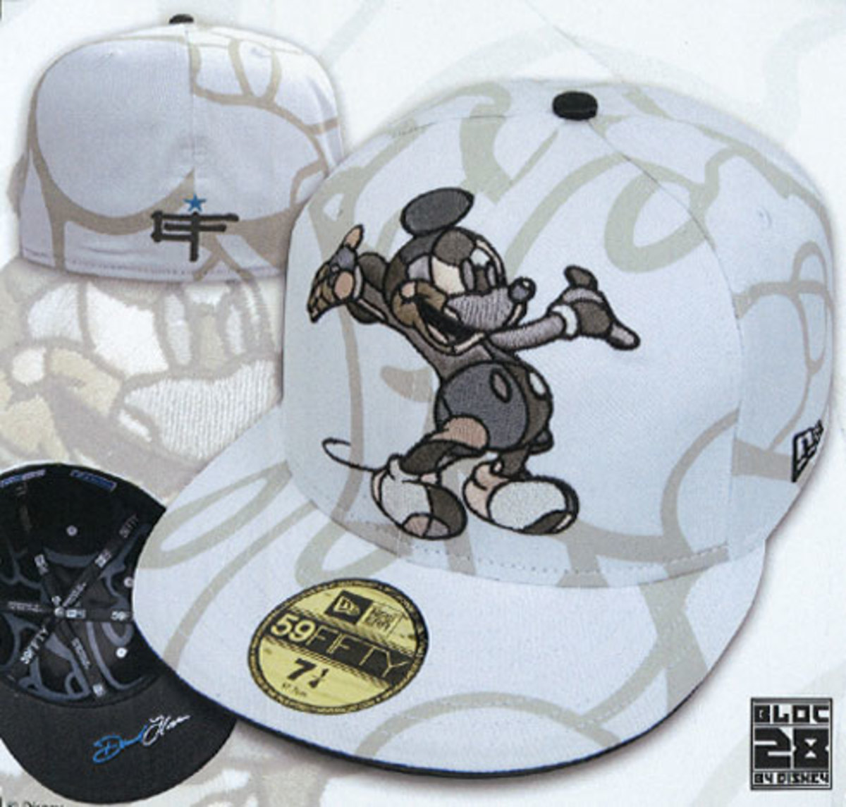 Disney BLOC28 x New Era - 2