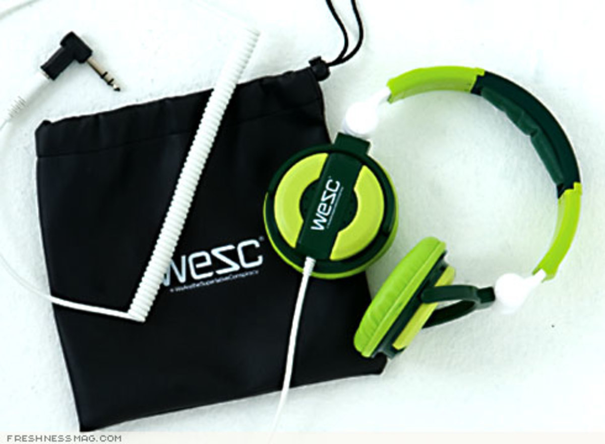 WeSC Headphone Collection - 1