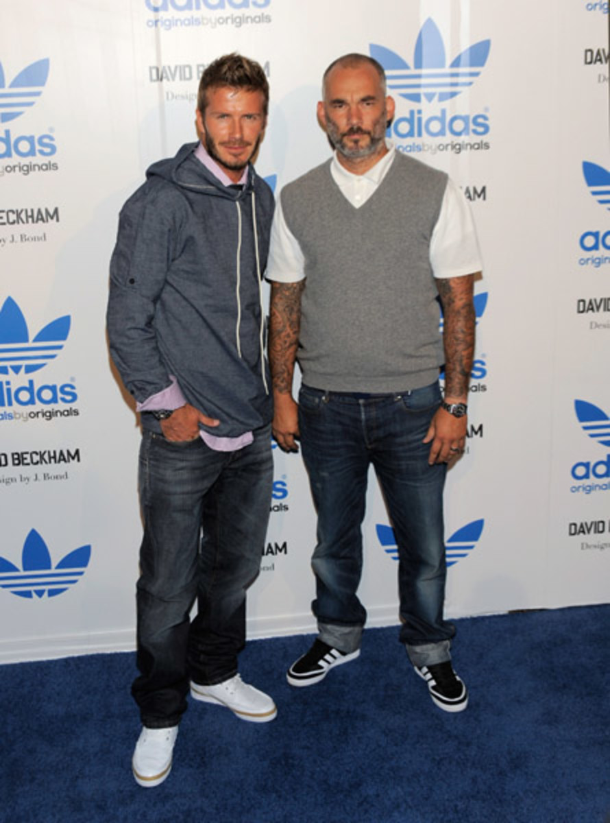 Cósmico Paja Expresamente  David Beckham Adidas Originals Collection