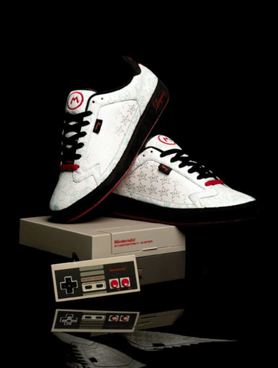 Run Athletics Legacy x Nintendo Launch Party - 2