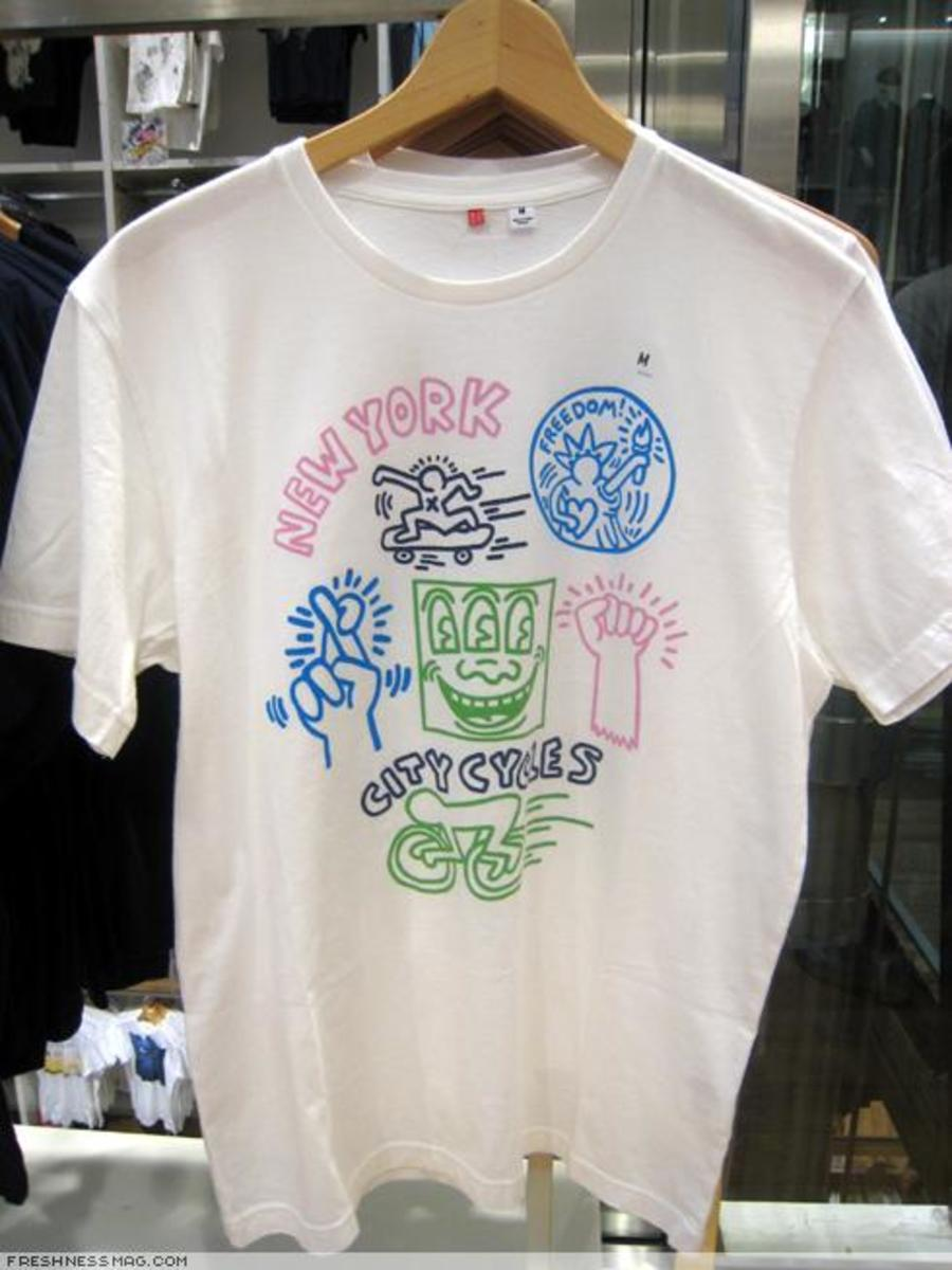 Keith Haring x UNIQLO T-Shirts - 6