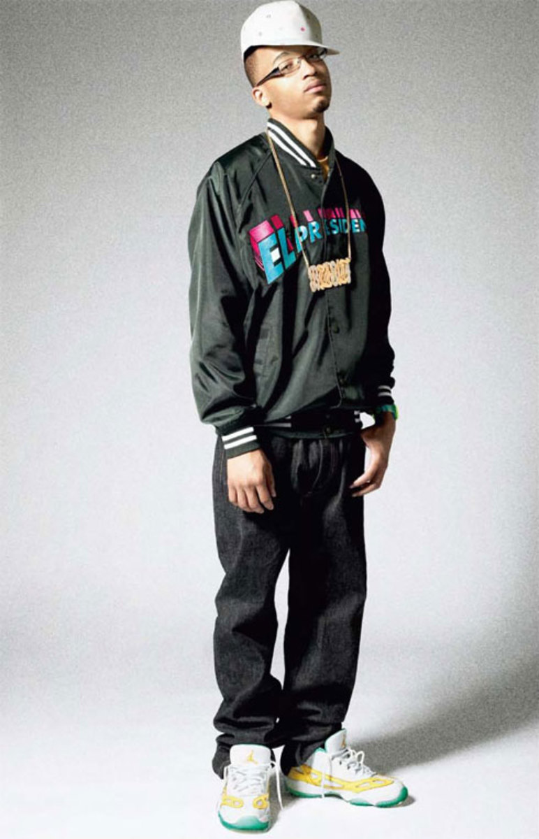 SWAGGER A/W 2007 Look Book - 7