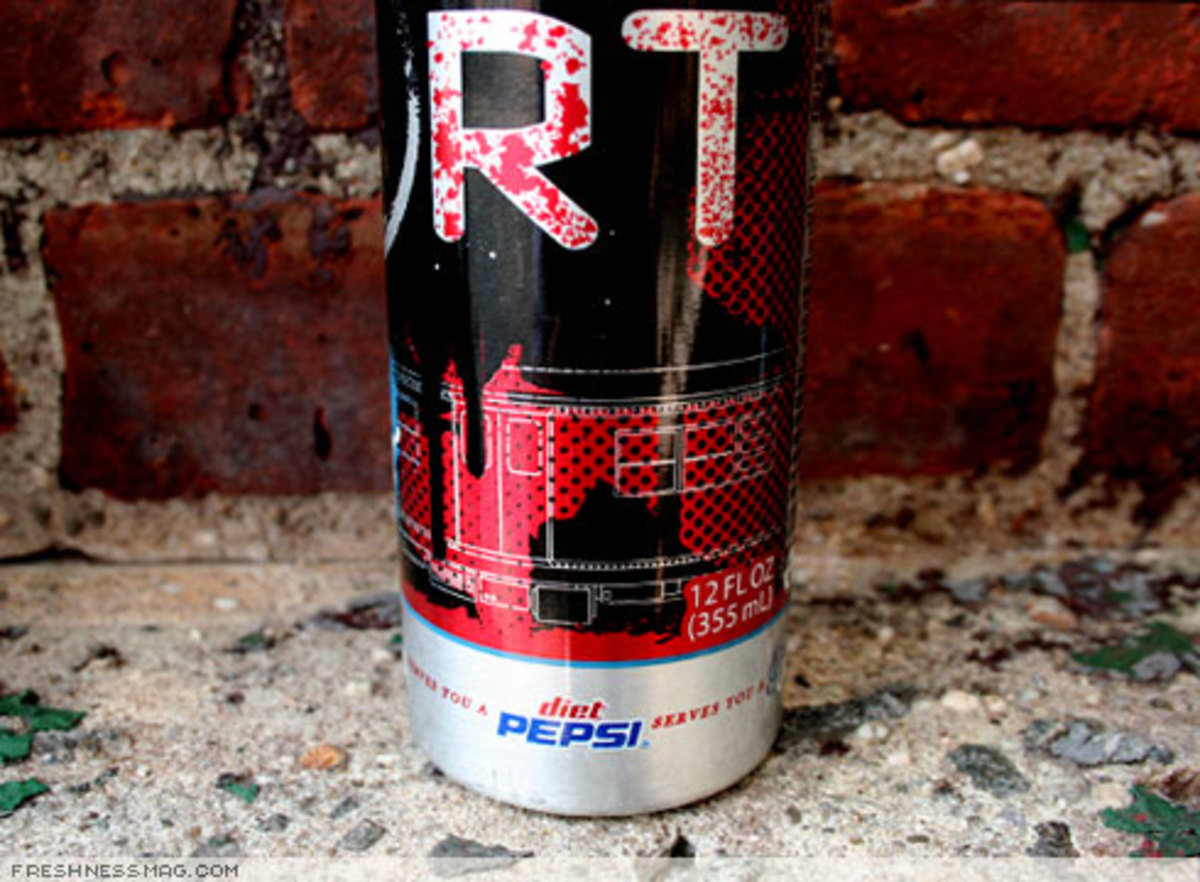 NORT x Diet Pepsi - Premium Good Bottle by STASH - 2