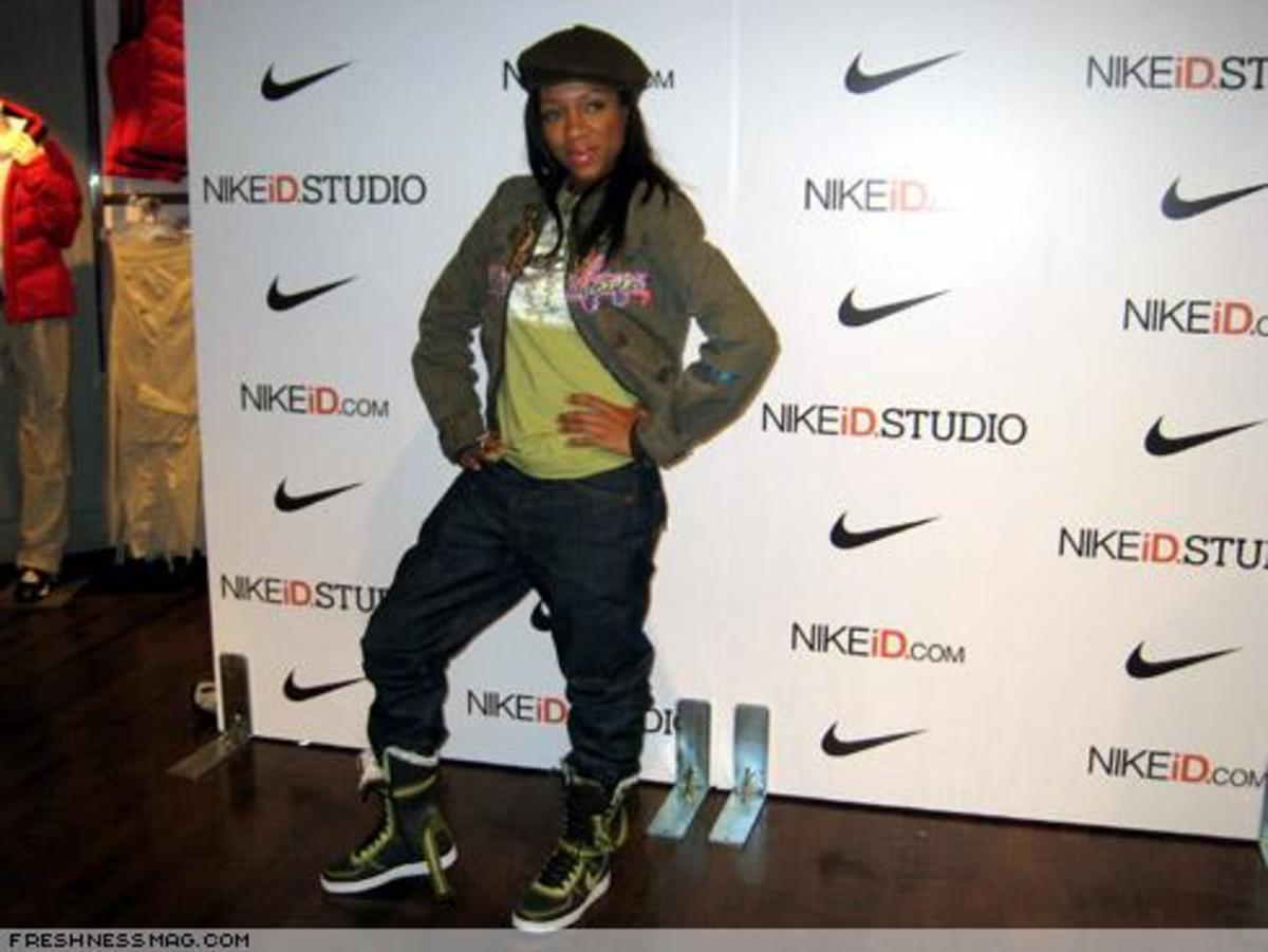 NIKEiD Studio at Niketown Opening Event - 8