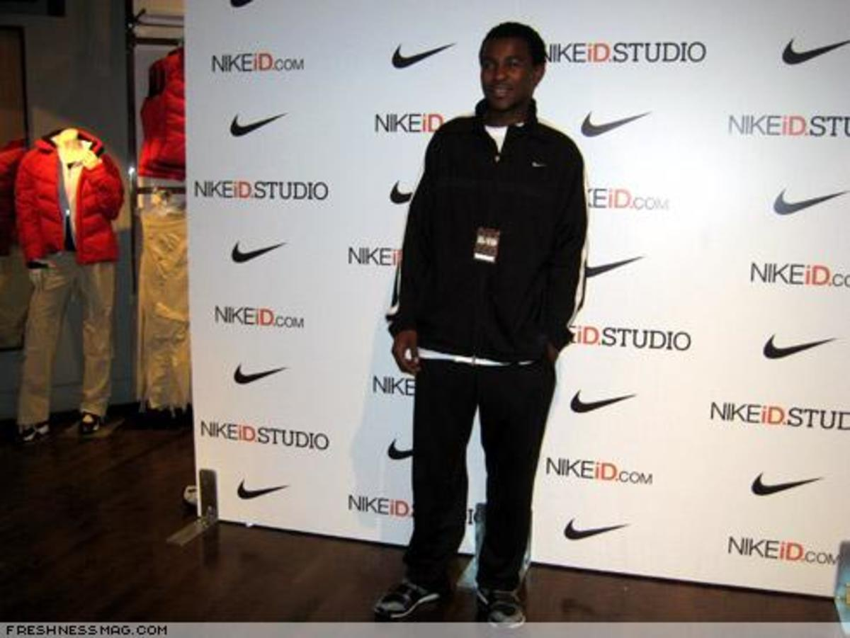 NIKEiD Studio at Niketown Opening Event - 9