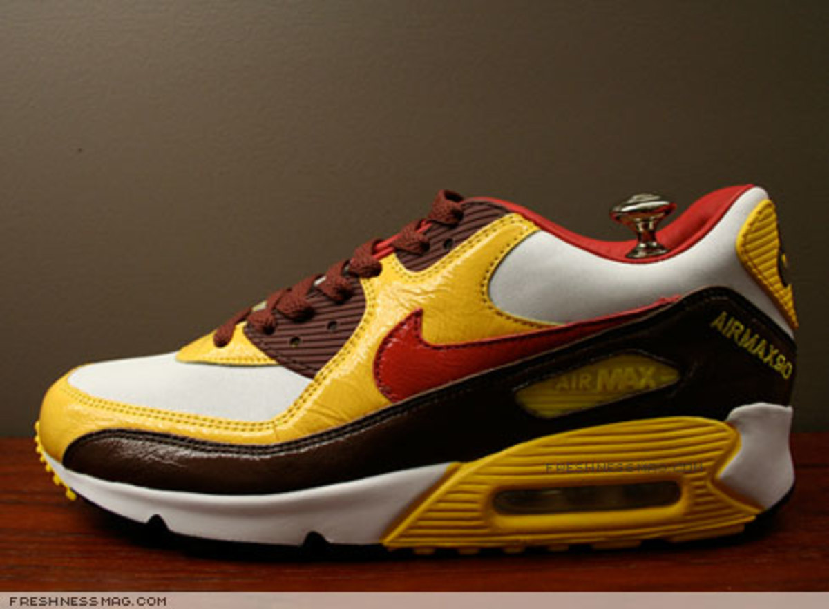 Nike Air Max 90 iD EX VI on Nike Members Only Store - 3
