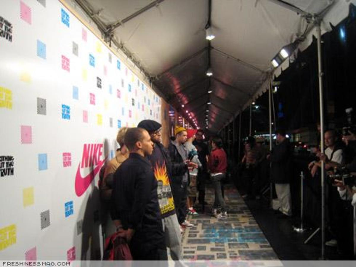 Nike SB - Nothing But The Truth Premiere - 7