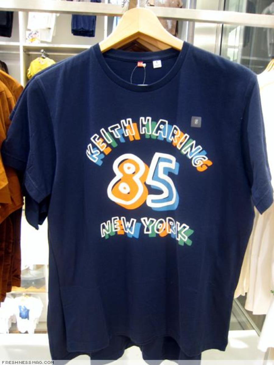 Keith Haring x UNIQLO T-Shirts - 5