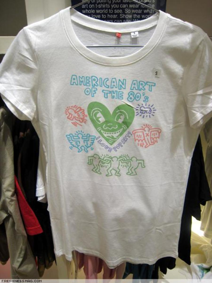 Keith Haring x UNIQLO T-Shirts - 20