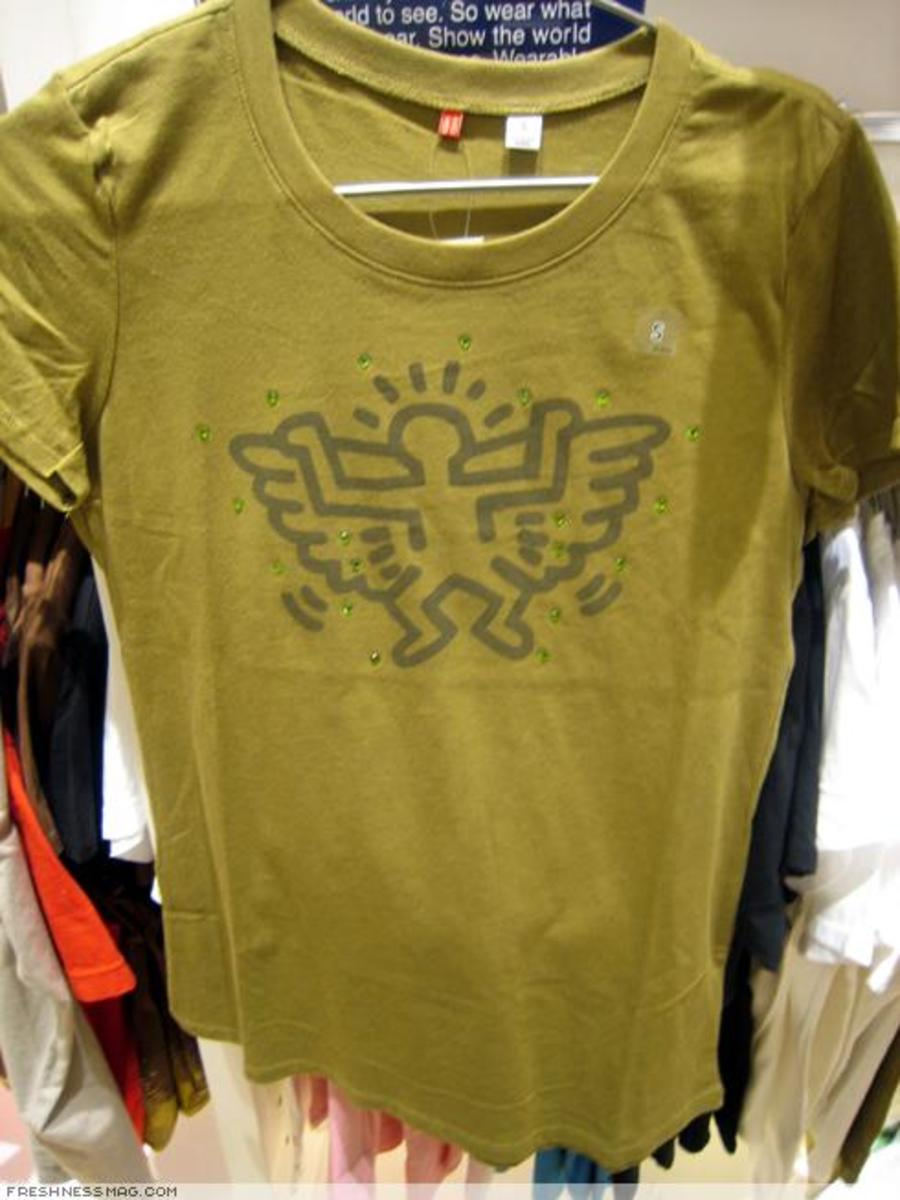 Keith Haring x UNIQLO T-Shirts - 21