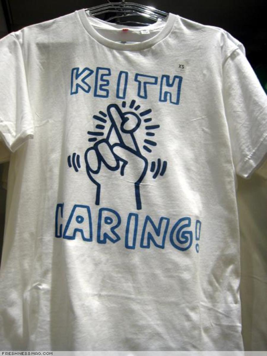 Keith Haring x UNIQLO T-Shirts - 13