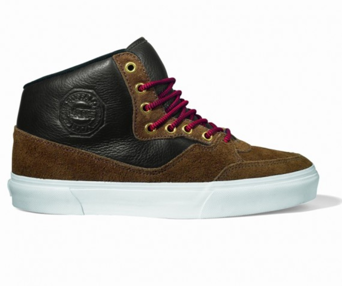 VANS Vault - Spring/Summer 2010 - Buffalo Boot LX | Preview - 0