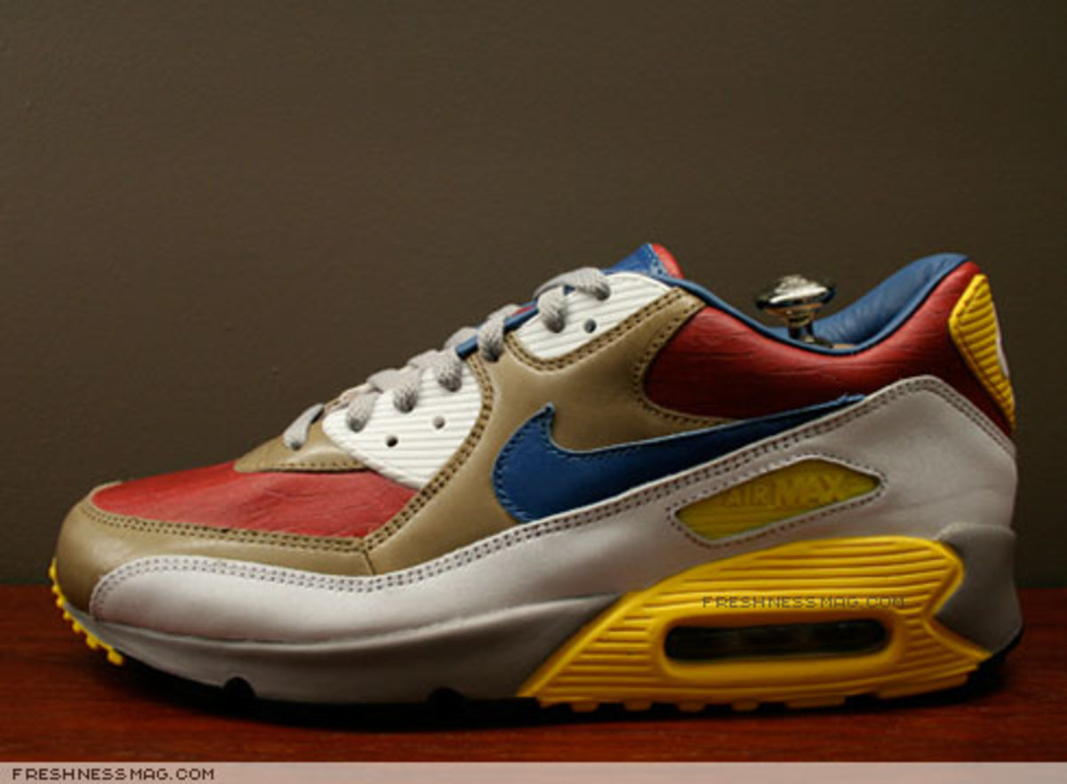 Nike Air Max 90 iD EX VI on Nike Members Only Store - 0