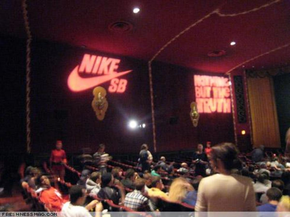 Nike SB - Nothing But The Truth Premiere - 11
