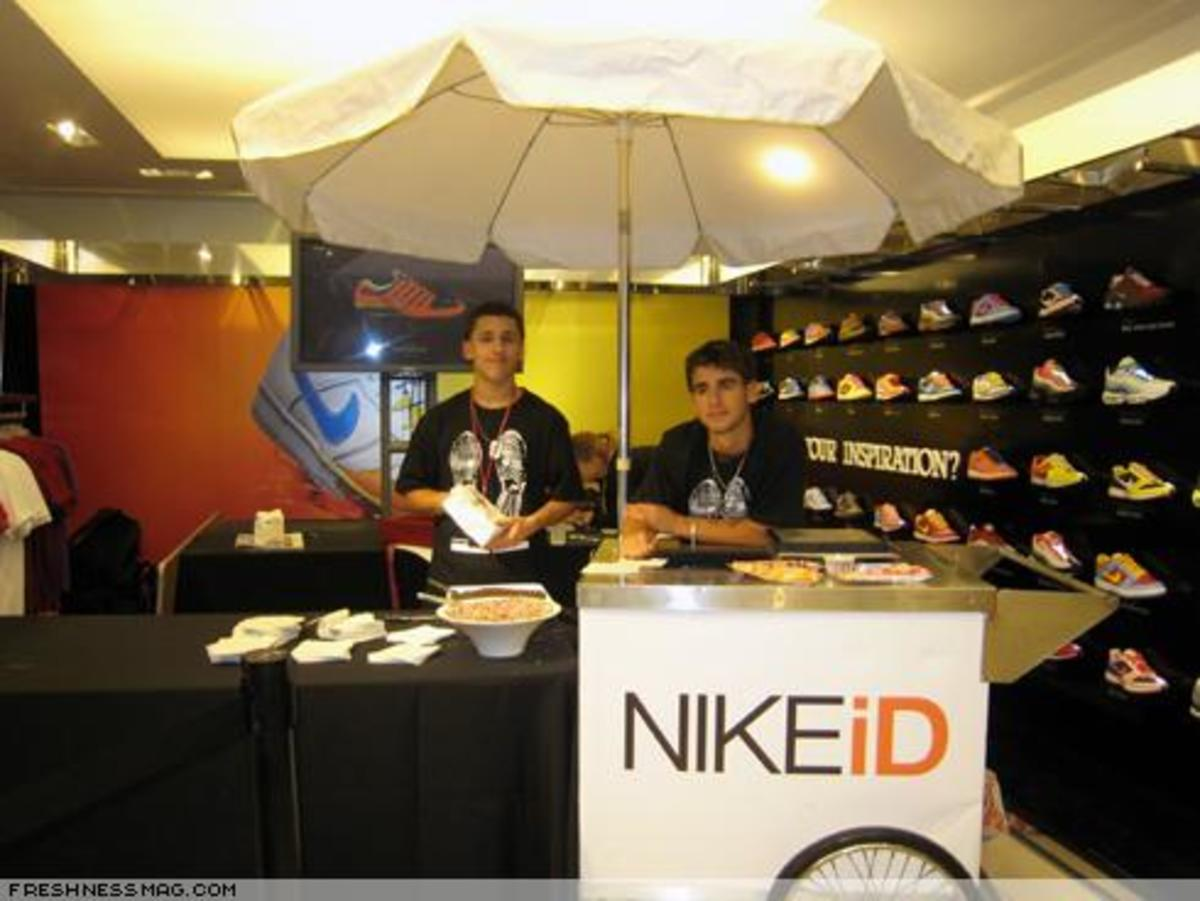NIKEiD Studio at Niketown Opening Event - 3