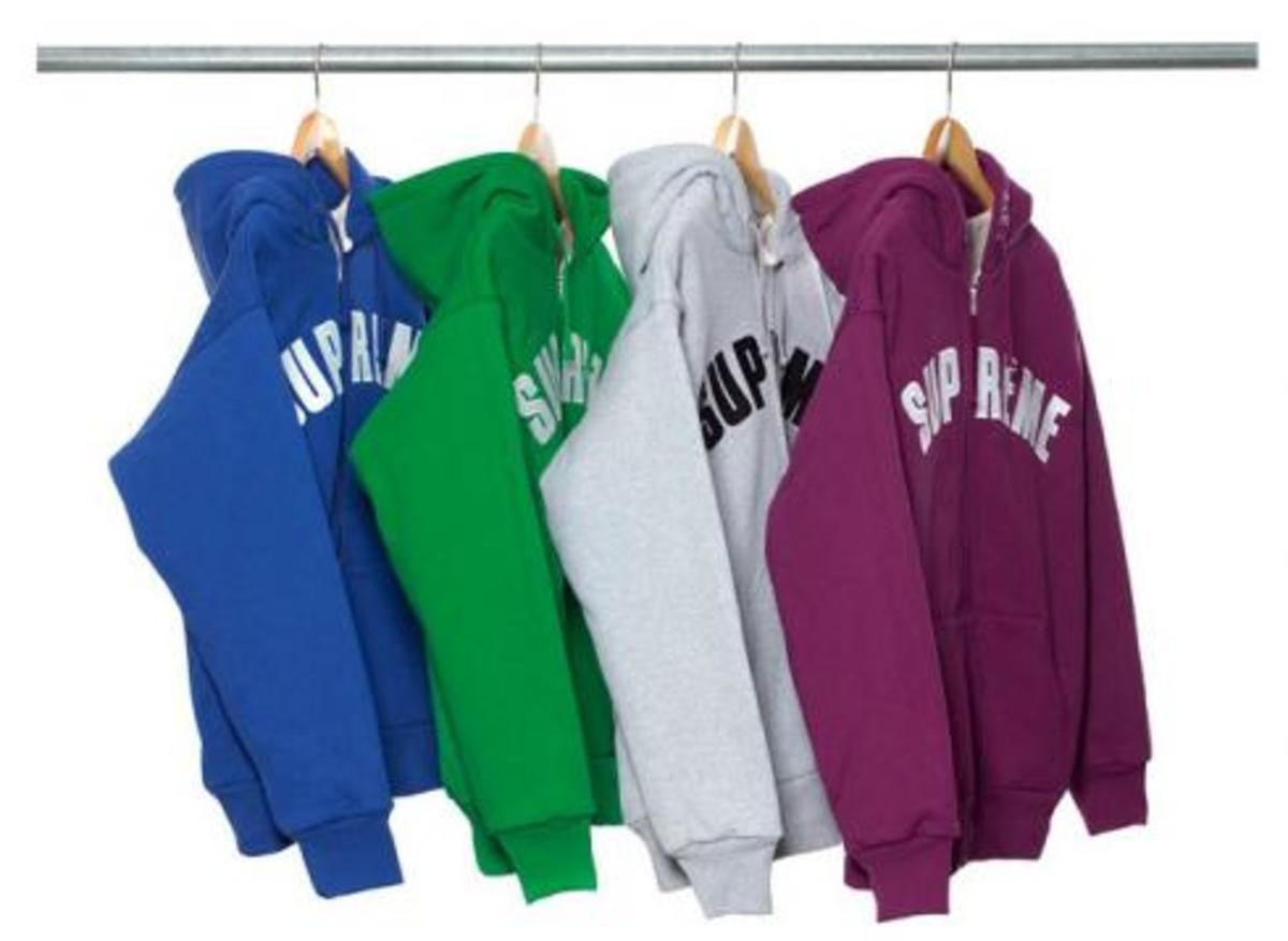 Supreme Fall/Winter 2007 Collection Preview - 2