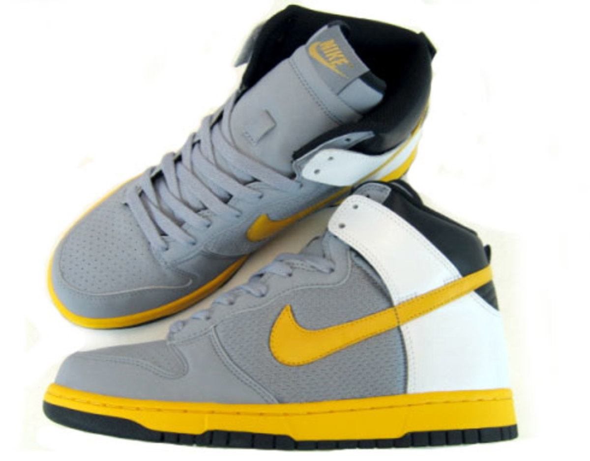 Nike Dunk High - Air Trainer 91 Inspired - Bo Knows - 0