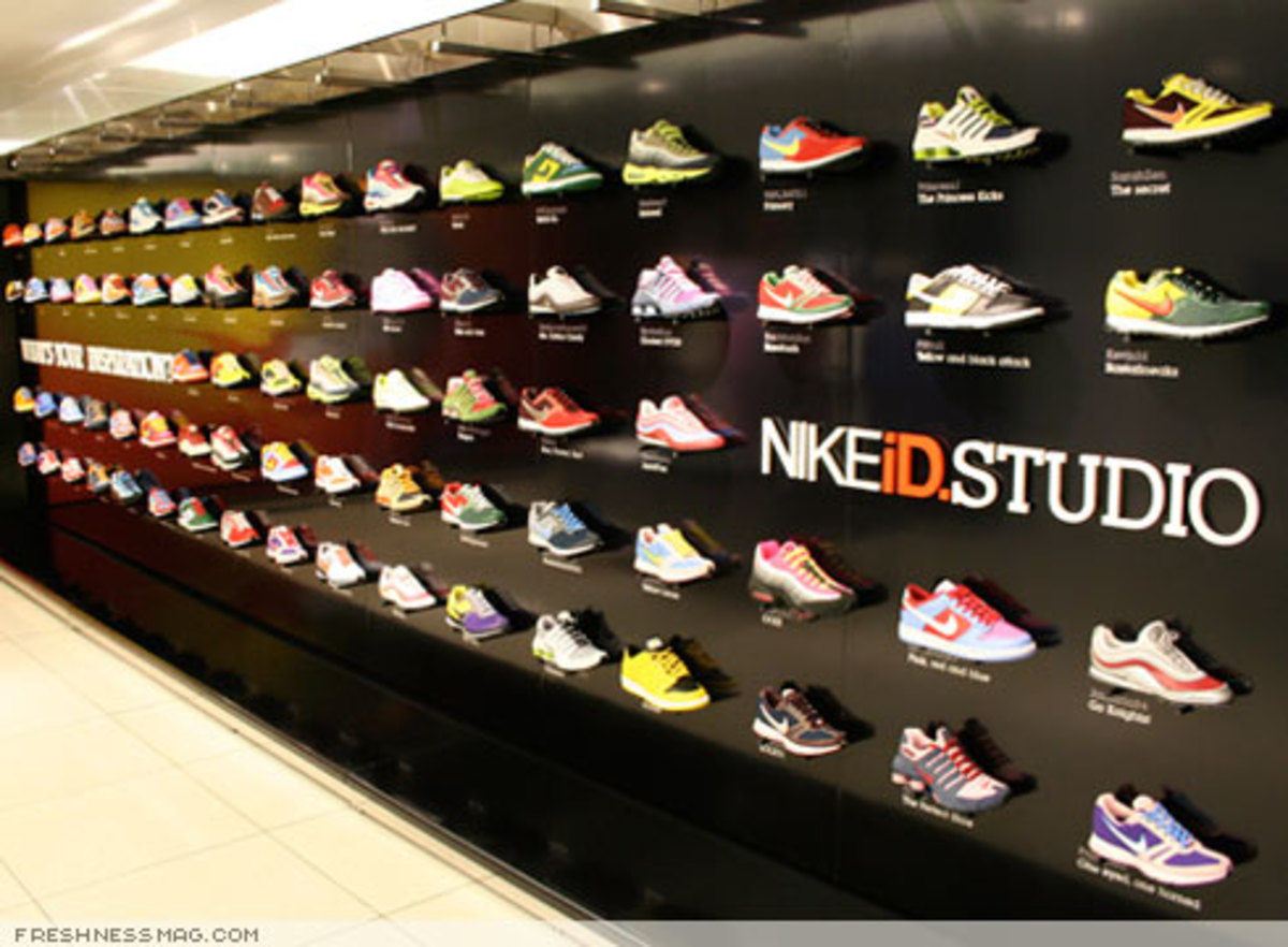 Review: NIKEiD Studio @ Niketown New York - 4