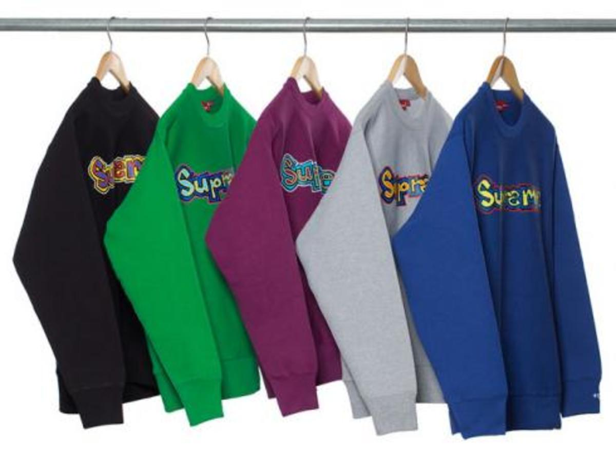 Supreme Fall/Winter 2007 Collection Preview - 1