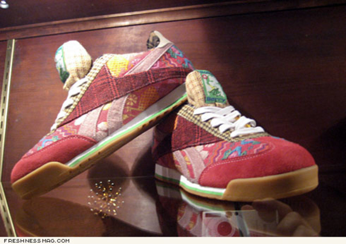 Rolland Berry x Reebok - 200 Pairs of One-Of Sneakers - 7