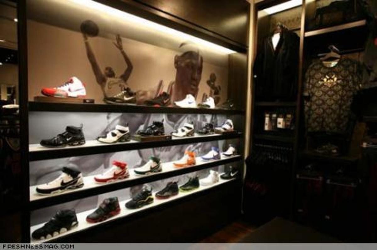 Nike x Footlocker - House of Hoops - Harlem - 7