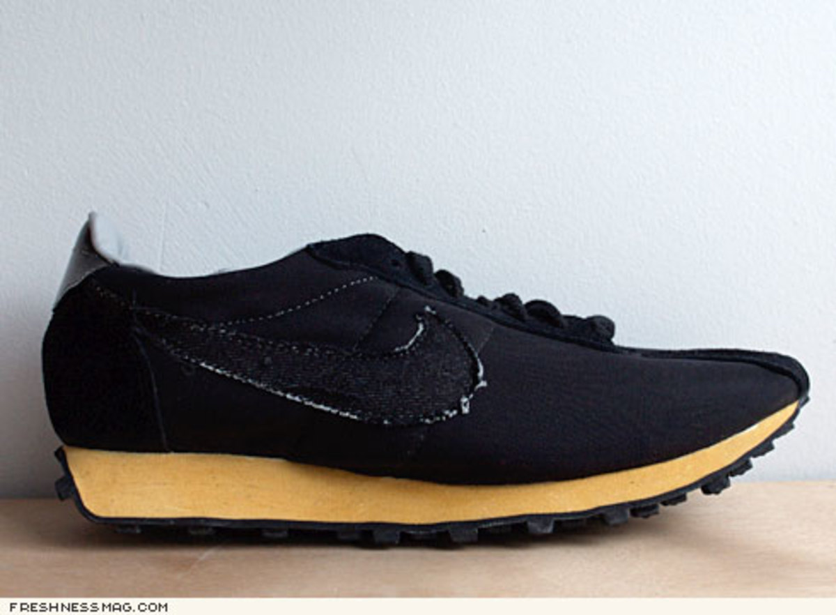 Nike Vintage Zoom LD 1000 - Black Denim - 0