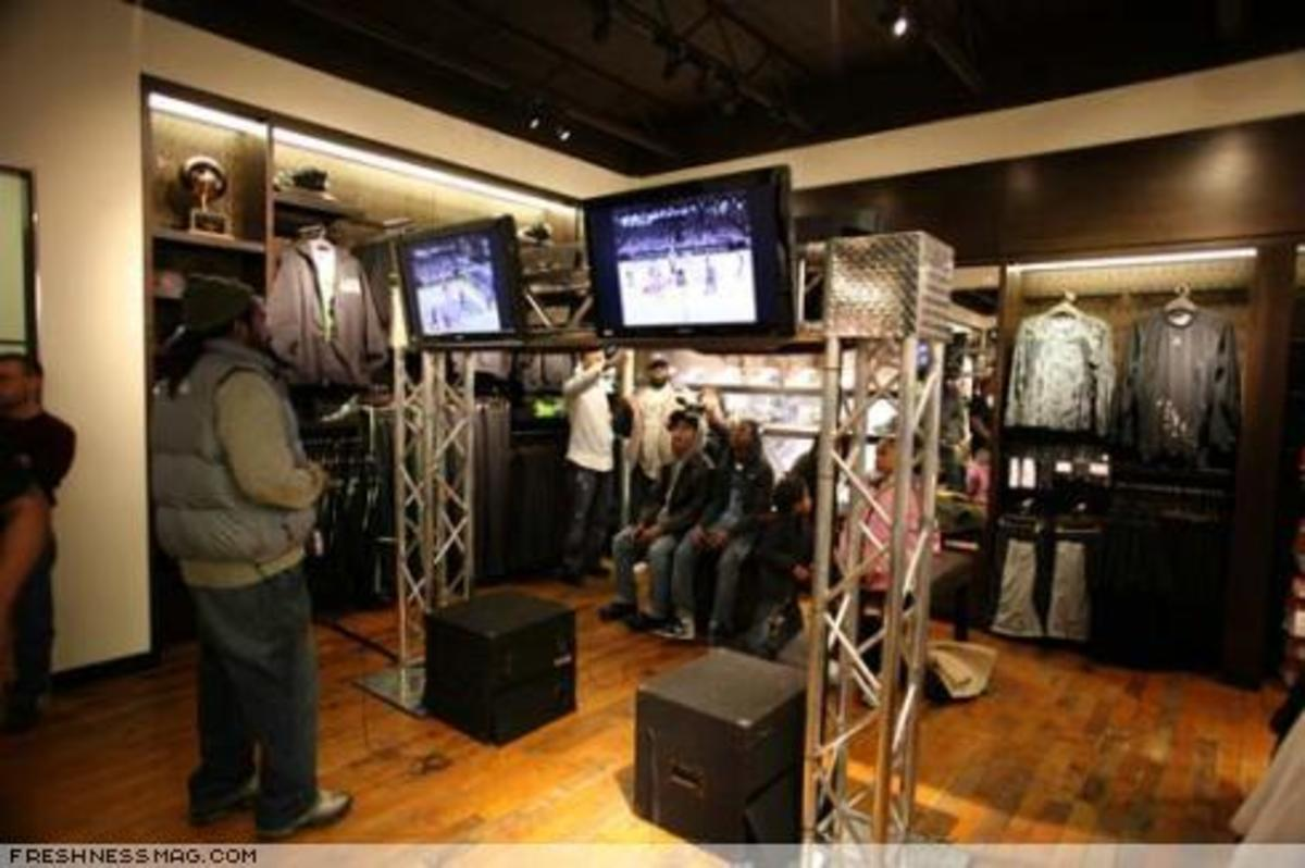 Nike x Footlocker - House of Hoops - Harlem - 11