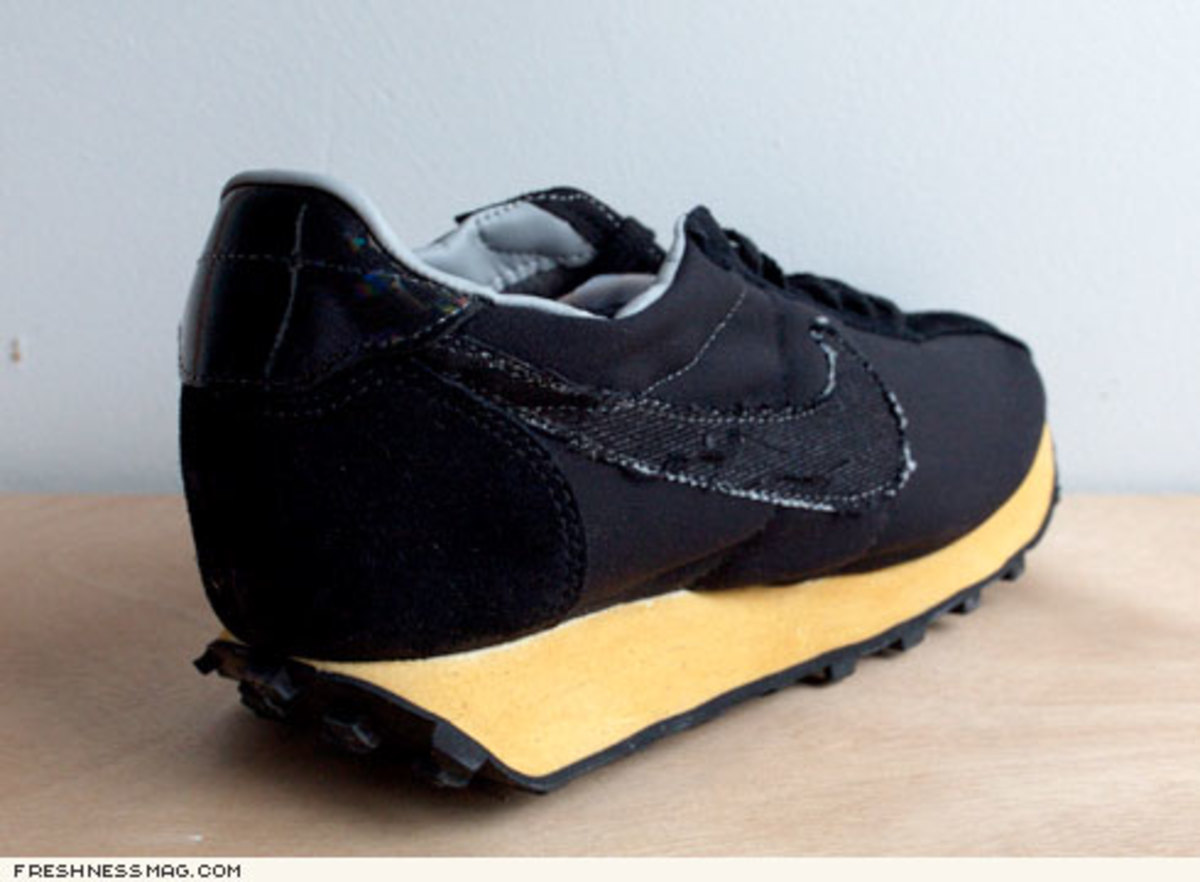 Nike Vintage Zoom LD 1000 - Black Denim - 2