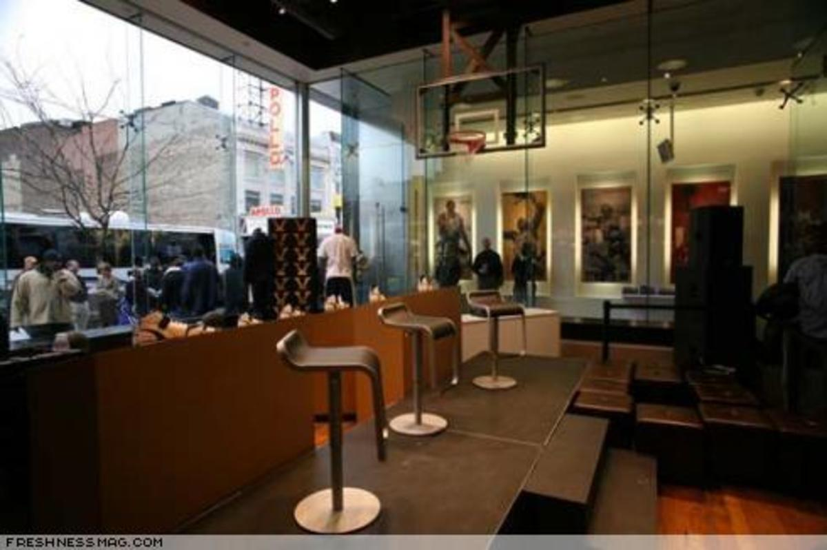Nike x Footlocker - House of Hoops - Harlem - 2