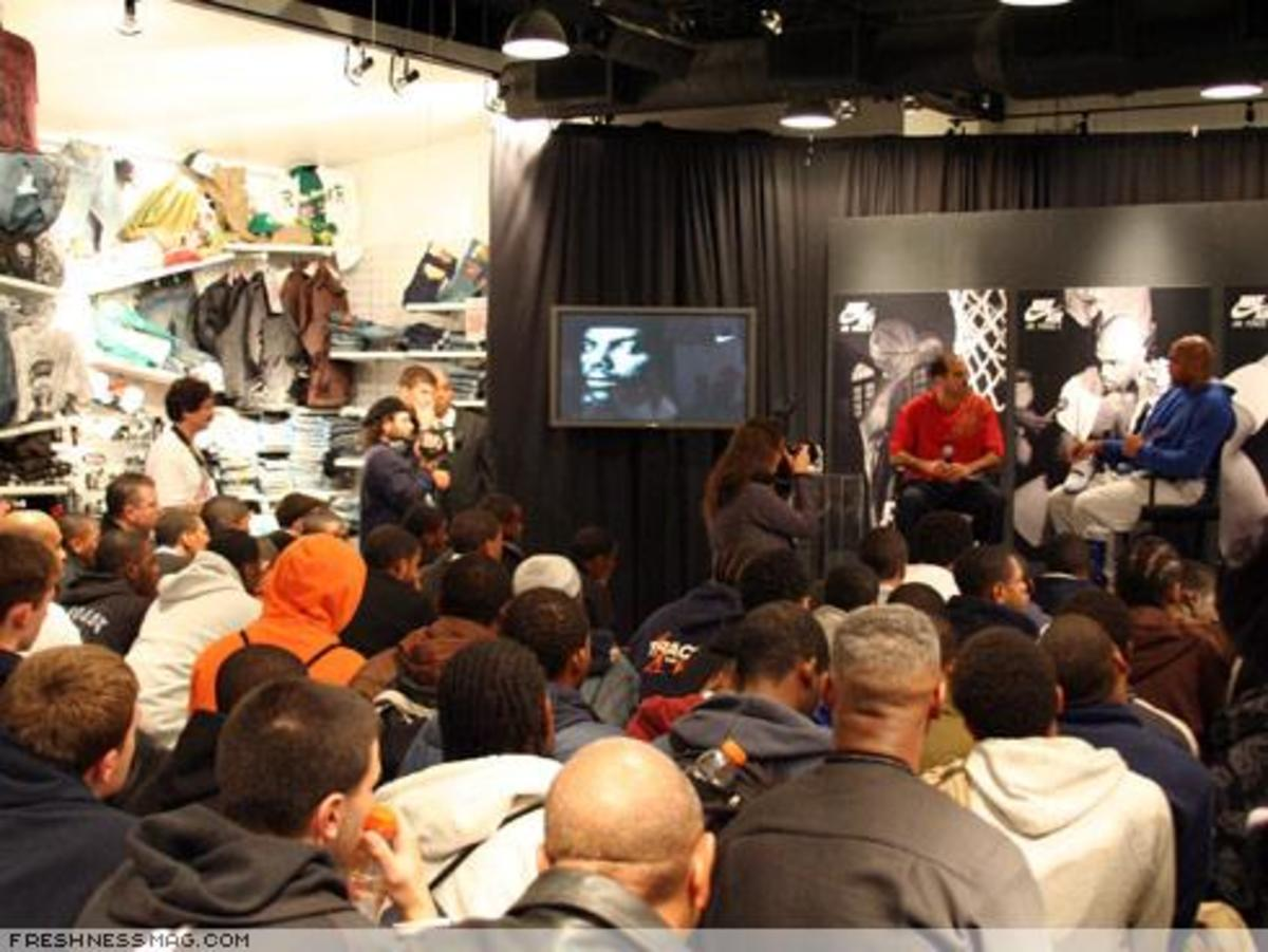 Charles Barkley Event at Phildelphia - 5