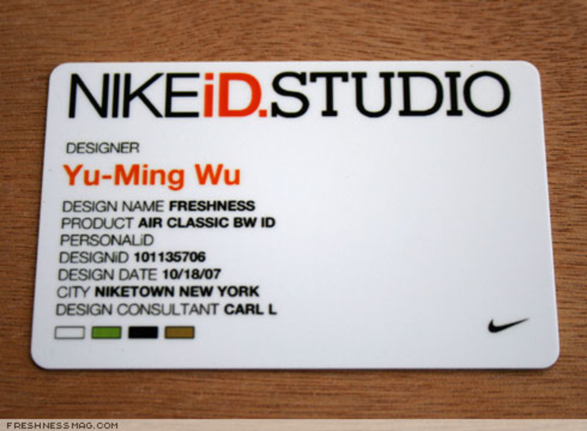 Review: NIKEiD Studio @ Niketown New York - 20