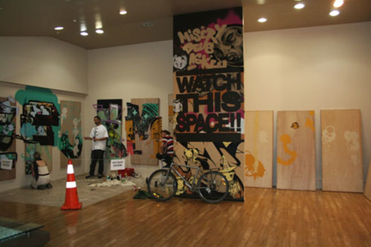 Qubic Store Gallery - Watch This Space - 5